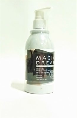 Гель для душа с экстрактом корицы Magic Dream 280 ml
