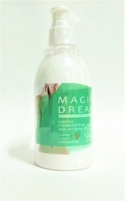 Гель для душа с экстрактом алоэ Magic Dream 280 ml