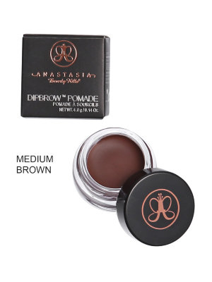 Помада для бровей Anastasia Beverly Hills Dipbrow Pomade (Medium Brown)
