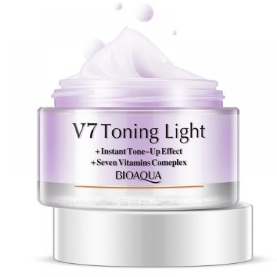 Крем для лица V 7 Toning Light