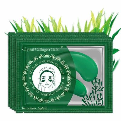 Патчи для глаз Spirulina Nourishing Eye Patch