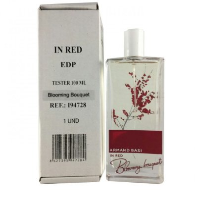 Armand Basi In Red Blooming Bouquet TESTER 100ml женский