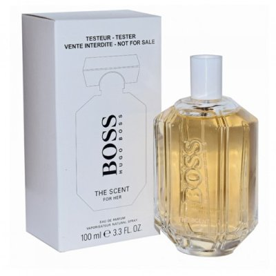 Hugo Boss The Scent For Her TESTER женский