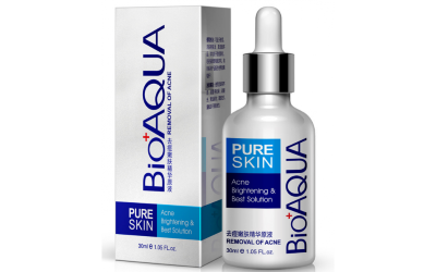 Сыворотка Bioaqua Pure Skin Acne Brightening & Best Solution