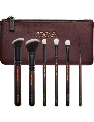 Набор кистей ZOEVA QUEENS GUARD BRUSH SET