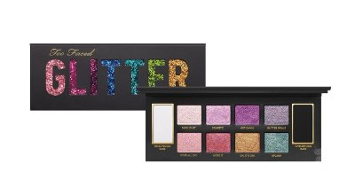 Палетка теней Too Faced Glitter Bomb